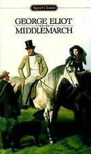 Middlemarch (Signet classics) Eliot, George Mass Market Paperback