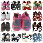 SOFT LEATHER BABY BOYS SHOES/GIRLS SHOES/SLIPPERS 0-6, 6-12, 12-18, 18-24 MTHS
