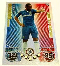 Match Attax 2010 2011 Topps LE2 DIDIER DROGBA Limited Edition 10 11 Chelsea