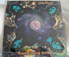 "PINK FLOYD ""DHARMA KHARMA DOMINE"" 3LP BOX SET SANTA MONICA 1970 3D COVER NEW"
