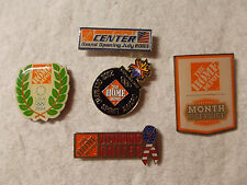 The Home Depot  Lapel pins & Hat Pins or Tie Tacs #1