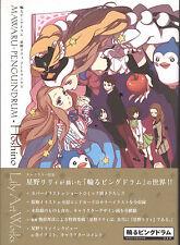 Penguin Drum Lily Hoshino Artworks Book