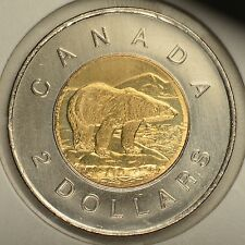 CANADA 2$ 2012 in MS -Old style design