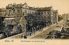 AUSTRIA - Wien - Boerhavegasse mit Rudolfs-Spital
