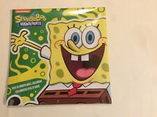 2015 12-Month Wall Calendar Nickelodeon New Sponge Bob Square Pants Children