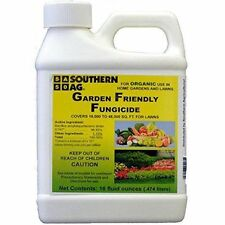 Southern Ag Garden Friendly Fungicide 16oz 1Pint OMRI Certified Organic