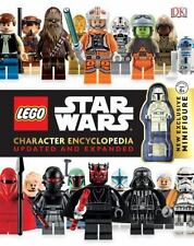 LEGO Star Wars Character Encyclopedia:Updated and Expanded with White Boba Fett