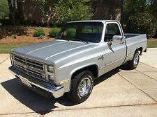 1987 Chevrolet C-10 Silverado