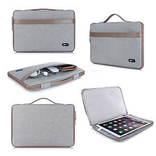 """New For Apple MacBook Pro 13.3""""/iPad Pro 12.9 Soft Sleeve Bag Case Cover"""