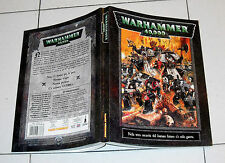 Manuale WARHAMMER 40.000 Regolamento base ITALIANO Games Workshop Guida 40000