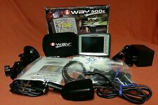 Lowrance iWAY 500C Automotive Mountable GPS Receiver