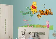 Winnie The Pooh Tigger In Tree Wall Art Stickers Decals Children's Bedroom