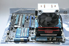 ASUS p8p67 Socket EVO 1155 + CPU Core i7 2600k 4 x 3,4 GHz + 16gb di RAM CORSAIR