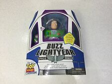 Thinkway TOY STORY COLLECTION Buzz Lightyear parlante Figure BOXED NEW RARA