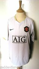 Manchester United 2006-2008 Official Nike Football Shirt (Youths 9-10 Years)
