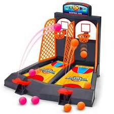Basketball Shooting Arcade Game Table Home Room Mini Sport Carnival Party Ball