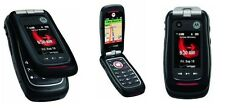 NEW MOTOROLA V860 BARRAGE VERIZON RUGGED MILITARY FLIP PHONE WITH CAMERA
