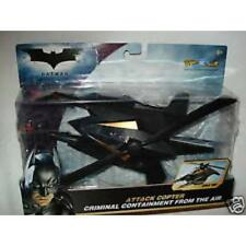 DC DIRECT ATTACK COPTER Dark knight rises  comic FIGURE Action batman
