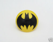 12 Batman Logo Cup Cake Rings Topper Party Goody Loot Bag Filler Favor Supply