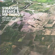 Various Artists-Strange Breaks & Mr Thing II CD NEW