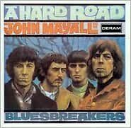 JOHN MAYALL : HARD ROAD (EXPANDED VERSION) (CD) Sealed