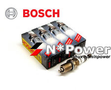 BOSCH DOUBLE IRIDIUM SPARK PLUG SET FOR MAZDA CX-5 KE 02/12-03/15 2.0L 113 PEVPS