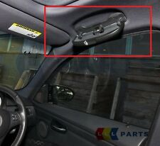 BMW NEW GENUINE 3 5 E39 E46 E60 E61 E63 BLACK ROOF CASE TRAY FOR GLASSES 4862874