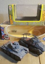 Solido tank- military German 8 wheeled Bussing   - Panzer 38T new millennium