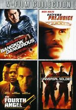 Bangkok Dangerous/Extreme Prejudice/The Fourth An (2010, DVD NIEUW) WS4 DISC SET