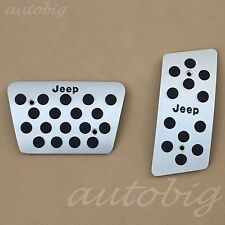 Foot Gas Brake Pedal For Jeep Wrangler JK 2007-2017 Automatic Accessories