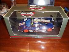 UT 530151824 1/18 1995 McLaren F1 GTR Gulf #24 Bellm/Sala/Blundell Lemans 4th