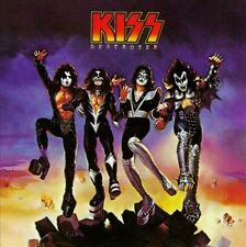 FREE US SH (int'l sh=$0-$3) NEW CD Kiss: Destroyer Original recording remastered