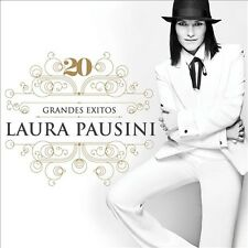 LAURA PAUSINI 20 GRANDES EXITOS BRAND NEW 2 CD SET SPANISH VERSION