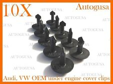 NEW GENUINE OEM UNDER ENGINE COVER CLIPS WHEEL ARCH CLIPS FOR AUDI SKODA VW 10X