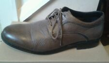 Mens Brown Rockport Leather Lace Up Leisure Shoes size 40.5 UK 7.5-8