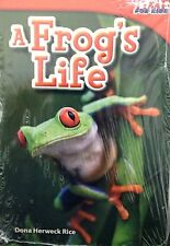 Time For Kids A Bee's Life, A Frog's Life and more  Dona Herweck Rice  Paperback