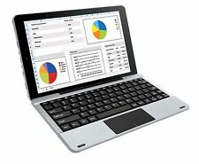 """NEW RCA 10.1""""  Android Tablet with Keyboard (Silver)"""