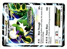 PROMO POKEMON PRERELEASE () TORNADUS EX  N° BW96 BLACK&WHITE LEGENDARY TREASURES