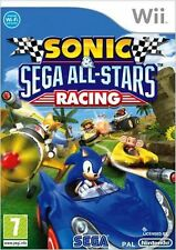 Sonic & Sega All-Stars Racing (Nintendo Wii) NEW AND SEALED UK PAL
