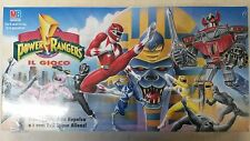 MB - POWER RANGERS - IL GIOCO IN SCATOLA - ANNO 1994 - MADE IN IRELAND