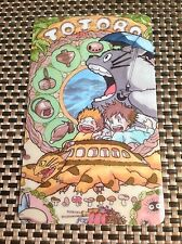 Beautiful Large Glossy Totoro Fridge Magnet - Anime Studio Ghibli refrigerator