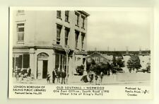 pp1411 - Southall - Norwood - Old Post Office . South Rd c1910 - Pamlin postcard