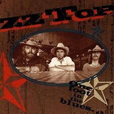 ZZ Top One foot in the blues (1972-94) [CD]