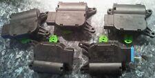 AUDI A4 B6 B7 Motor de posicionamiento Solapa de control climático 8E2820511B Verde