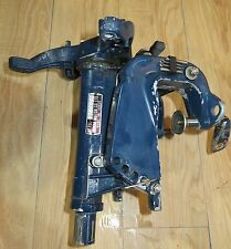 pre1997 7.5 10 hp Honda Swivel Transom Clamps Tiller mount Shallow water drive