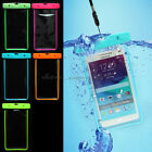Waterproof Underwater Float Pouch Bag Pack Case For Cell Phone iPhone 6 / Plus 5