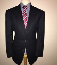RARE VALENTINO LUXURY DESIGNER BLAZER 100% WOOL STYLISH FIT 42R