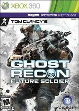 Ghost Recon Future Soldier Signature Edition (Microsoft Xbox 360, 2012) *Sealed*