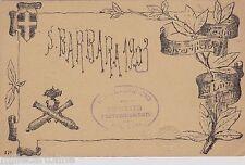 """# MILITARI:  REGIO POLVERIFICIO SUL LIRI """"S. BARBARA 1903"""""""