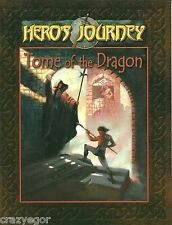 D&D 3rd ed Hero's Journey - Tome of the Dragon - D20 *FS